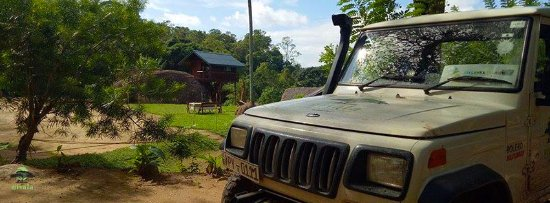 Belihuloya, Sri Lanka: A farm offering comfortable camping facilities in the mountains of Sri Lanka.