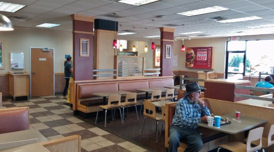 Wendy's, Monteagle, TN, Oct 2017
