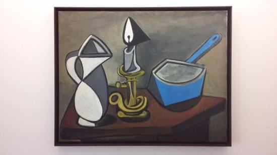 Nature morte à la bougie - Picture of Musee Picasso Paris, Paris ...
