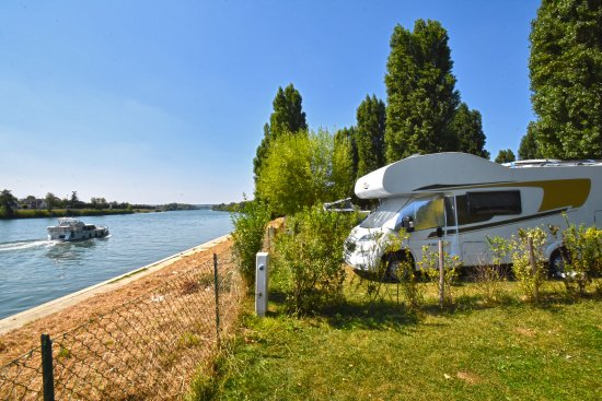 Camping Sandaya International De Maisons Laffitte