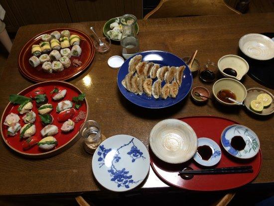 Uzuki Cooking Class