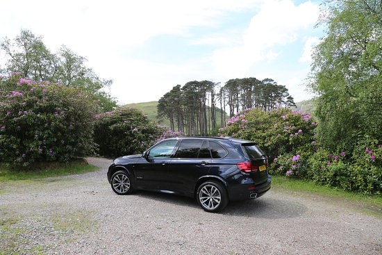 Dunkeld, UK: Travel in comfort and style!