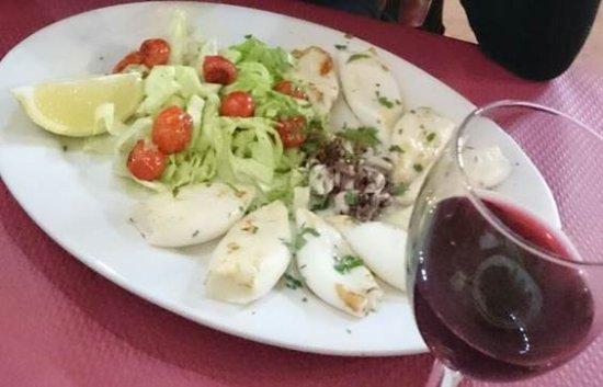 Moscardón, España: Calamarcitos