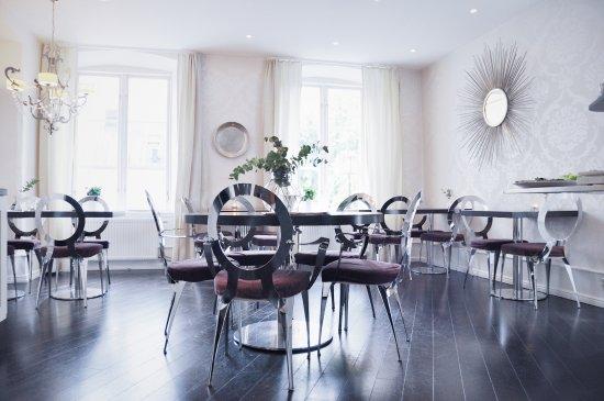 Hotel Strandporten: Breakfast Hall