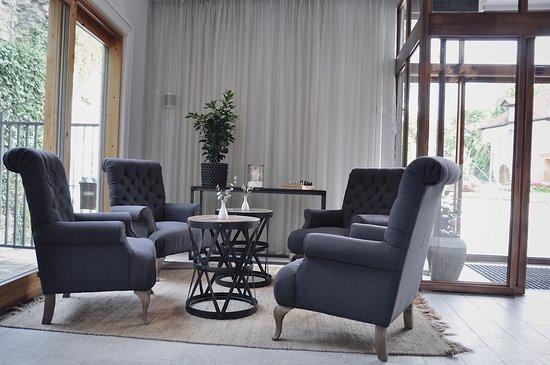 Hotel Strandporten: Reception