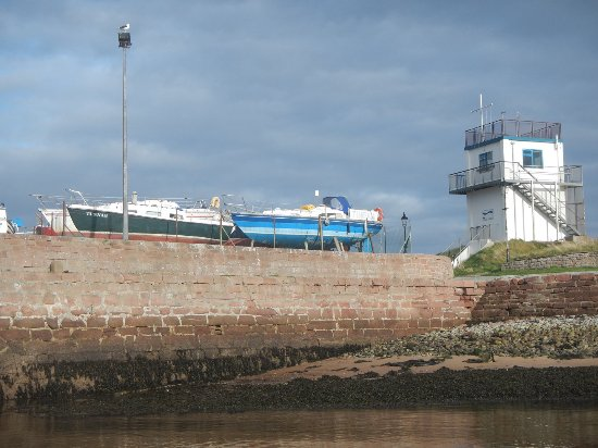 Cromarty, UK: Havenkade