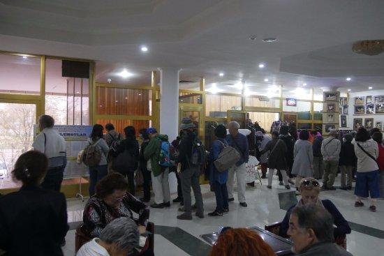 Grand Bukhara Hotel (Bukhara-Tourist): 両替所があります