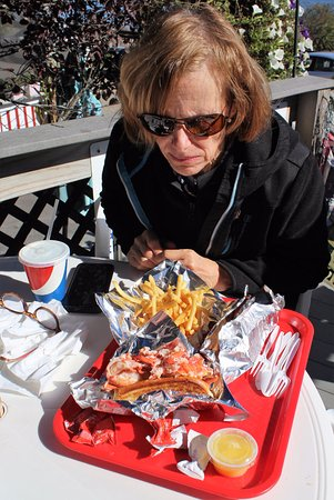 Wiscasset, ME: Best Lobster Roll in New England