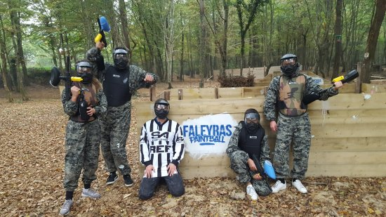 Faleyras Paintball