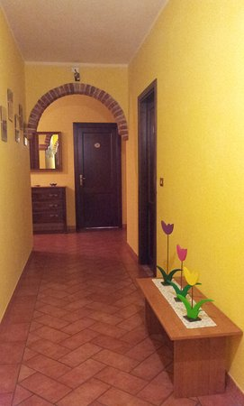 Cissone, Itália: Il corridoio