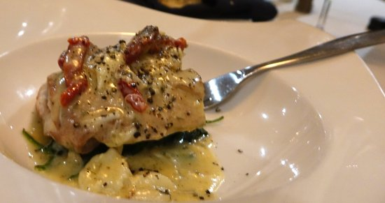 Restaurant 213: Rockfish with Crab