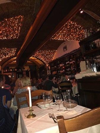 Ristorante La Giostra: dining room