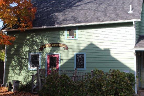 Castine, ME: Markel's Bakehouse