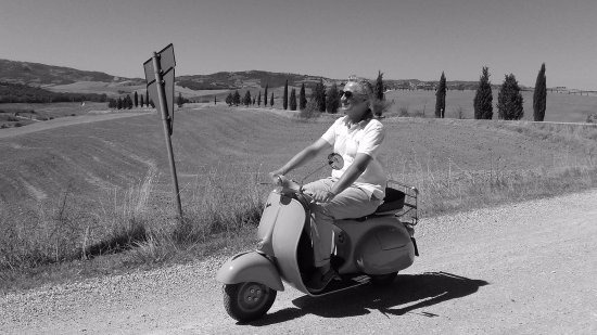 Vespa Anni 60 Bild Von Vintage Tours Bivio Di San Biagio
