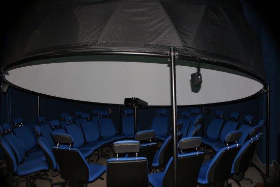 Uhersky Brod, República Checa: Digitální planetárium Uherský Brod