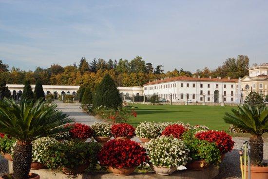 Parque de Monza: jardin de villa real