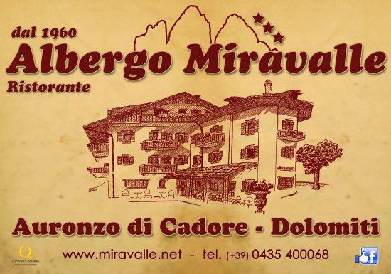 Ristorante dell'Hotel Miravalle: logo albergo ristorante