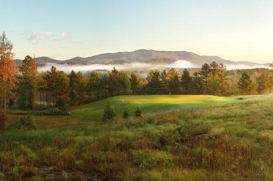 South Carolina: Cherokee Valley Golf Club Hole No. 15.