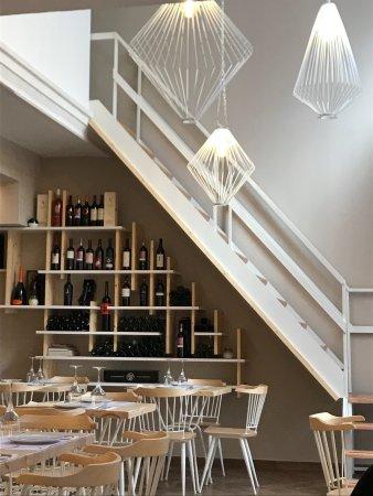 Vinsanto Wine Bar: Superbe restaurant, unique à Vólos !!!