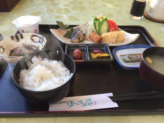 Kobayashi, Japonia: 朝食の献立