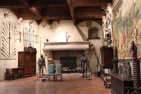 Domaine et Château de Montrottier : Château de Montrottier 74