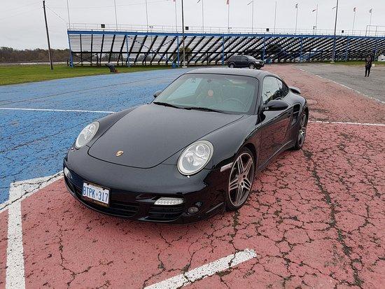 Cayuga, Canada: Porshce I drove