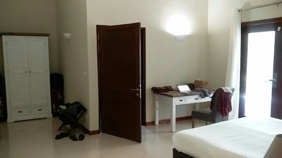 ACOYA Curacao Resort, Villas U0026 Spa: Schlafzimmer Mit Bad