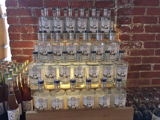 Frederick, MD: Must try Gin