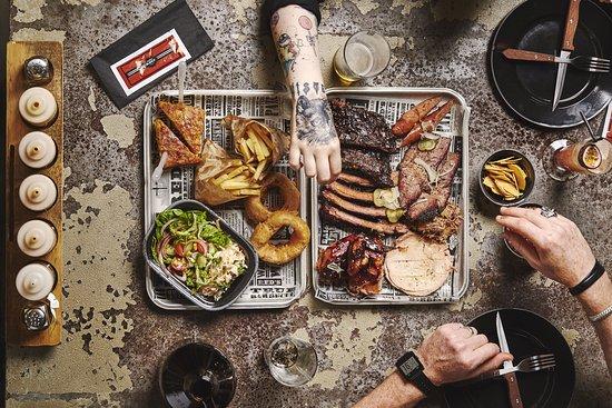 Reds True Barbecue Manchester Updated 2020 Restaurant