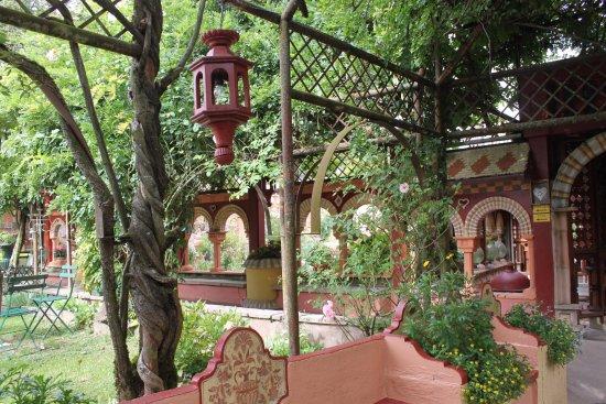 Les Jardins Secrets Vaulx 74