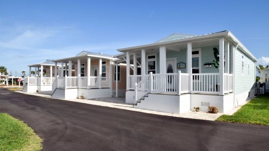 Ocean Breeze Rv Resort Jensen Beach