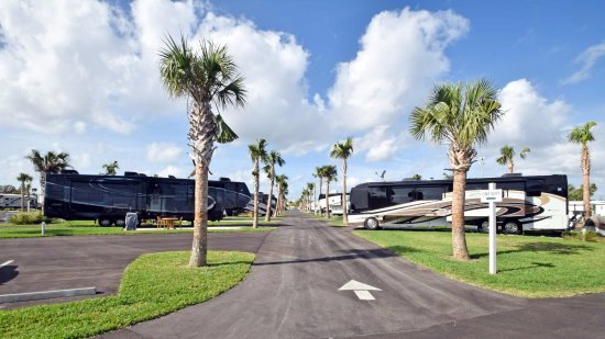 Ocean Breeze Rv Resort Updated 2018 Prices Campground Reviews Jensen Beach Fl Tripadvisor
