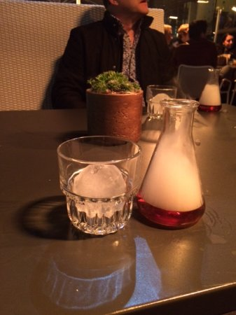 Smokey Old Fashioned Picture Of The Alchemist Spinningfields Manchester Tripadvisor