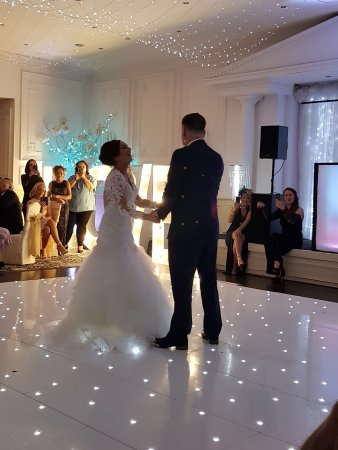 Bothwell Bridge Hotel: James and Charlene 28.10.2017