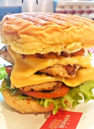 Ma Ju's & The Burger Spot