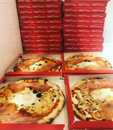 Infernetto, Italia: Ferdy Pizza