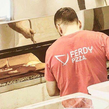 Infernetto, Włochy: Ferdy Pizza