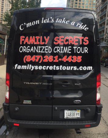 Family Secrets Tour Chicago