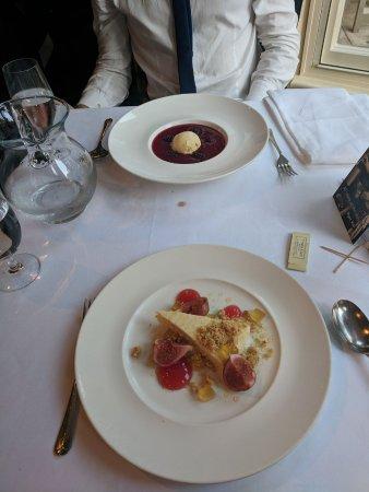 Llandrillo, UK: desserts
