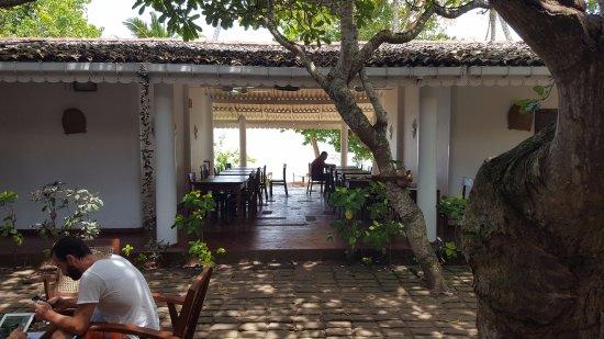 Palm Villa Mirissa Restaurant