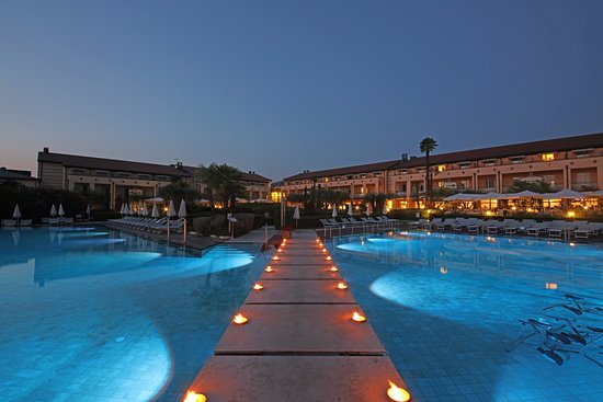 Hotel Caesius Thermae Spa Resort Bardolino Lake Garda Italy