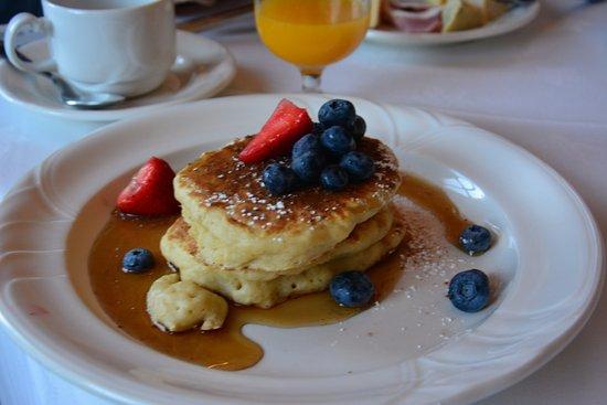 Aberdeen Lodge : Breakfast