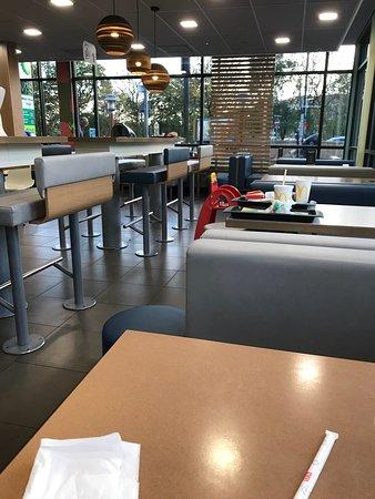 Fined £100 for UNDERSTAY in carpark - McDonald's, Horley Traveller