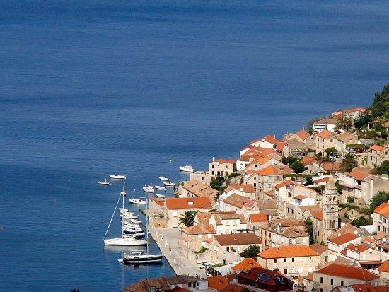 Island of Vis, Croacia: Vis Bay