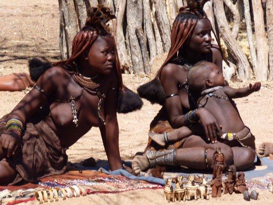 Otjikandero Himba Orphan Village