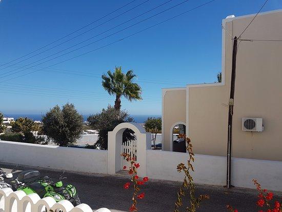 Karterádhos, Grecia: View from my balcony