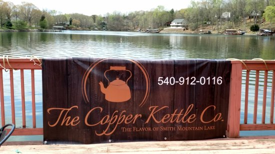 Hardy, VA: The Copper Kettle Co.