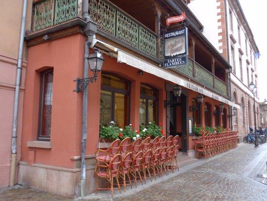 Colmar Restaurant Maison Rouge Picture Of La Maison Rouge Par Petit Jean Colmar Tripadvisor