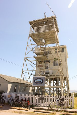 "Southport, NC: Pilot tower, featured in ""Under the Dome"""