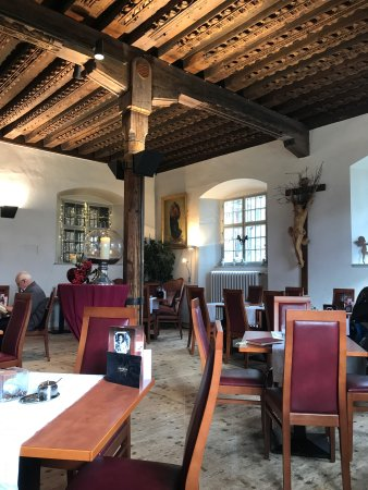 Benediktbeuern, Germany: Cafe and cakes are the specialties.